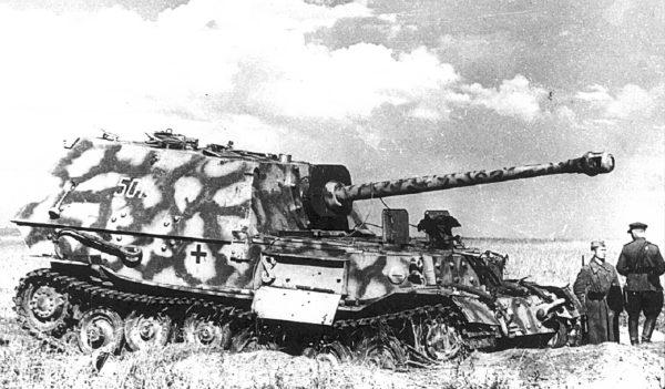 танк фердинанд фото