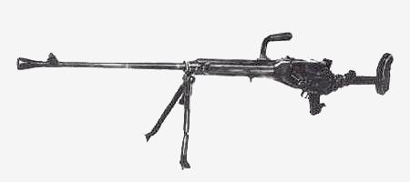 немецкое противотанковое ружье