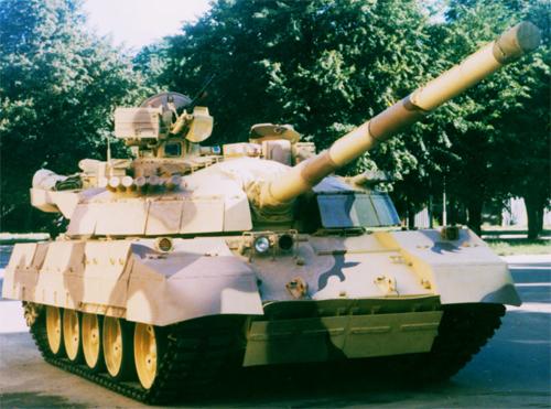 танк 55