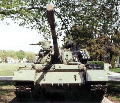 танк т 55а