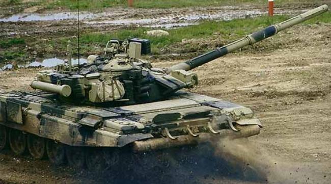 танк т 90