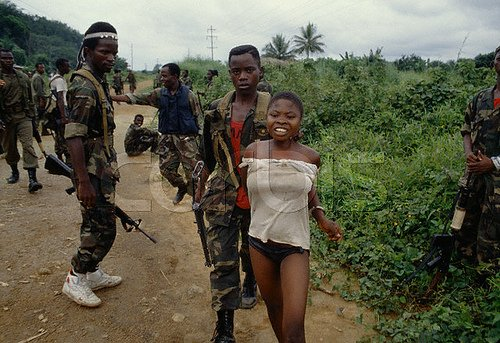horror and tragedy in the congo essay