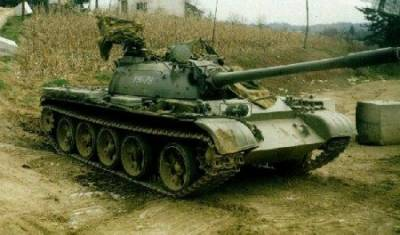 т 55 танк