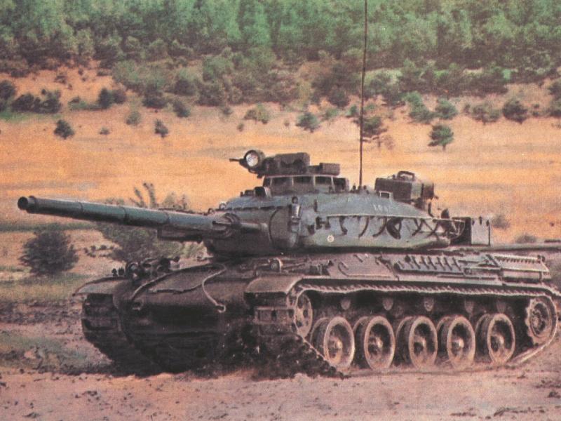 amx танк