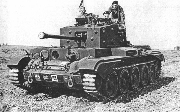 cromwell танк